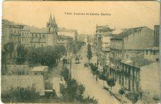 Avenida de García Barbón
