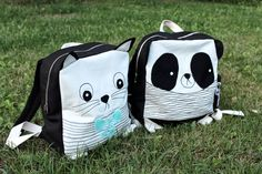 handmade animal bagbacks