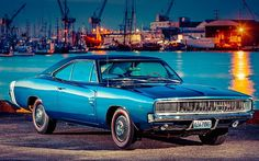 1968 Dodge Charger RT 426 Hemi | classic muscle mopar | classic Muscle car