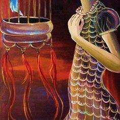 Acrilic/ Canvas/ year 100 x 150 cm Visual, Disney Characters, Painter, Canvas, Painting, Visual Art, Art, Character
