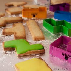 I biscotti Tetris per il tè delle cinque più nerd della storia