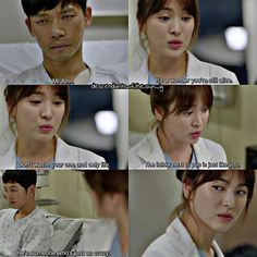 I love this part! Descendants of the Sun #korean #drama