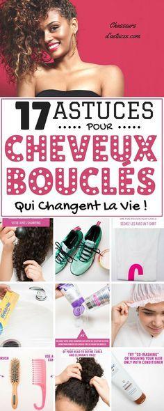 17 ASTUCES POUR CHEVEUX BOUCLÉS QUI CHANGENT LA VIE 18581723ba9