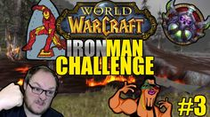 2000 YEARS LATER! | World of Warcraft Ironman Challenge #3