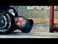Goon - Doug blocks shot with his face! Ice Hockey, Face, Youtube, The Face, Faces, Youtubers, Hockey Puck, Youtube Movies, Facial