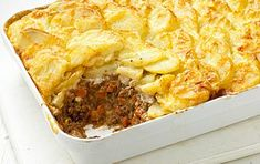 Mary Berry's shepherd's pie dauphinois recipe | GoodtoKnow