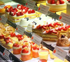 Japanese Desserts Review