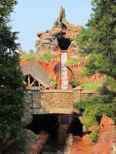 Splash Mountain  Magic kingdom, Walt Disney World