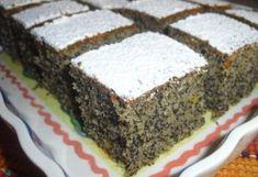 Lusta asszony sütije Hungarian Desserts, Hungarian Cake, Hungarian Recipes, Sweet Cakes, Homemade Cakes, Desert Recipes, Cakes And More, No Bake Desserts, Coffee Cake