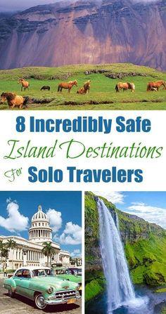 Safest Island Destinations for Solo Travelers