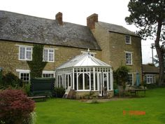 Another great example of a bespoke orangery