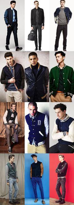 Men's Varsity Jackets - Smart Outfit Inspiration