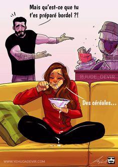 20 BD hilarantes qui illustrent parfaitement le quotidien avec une femme - page 2