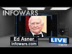 Ed Asner: We're A Society Drunk on PoisonWhat do you think of this conversation with Ed Asner?