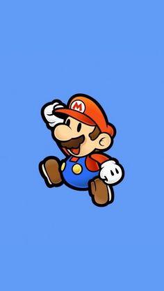 Super Mario Iphone Wallpaper Mini And Luigi Classic Cartoons Juegos