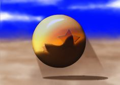 TotalArt: A esfera de  duas estrelas.