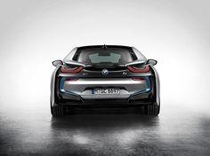 BMW i8 Plug-in Electric Sports Car (7)