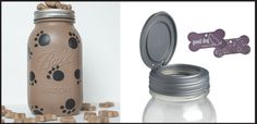 Mason Jar Treats for Canine Companions - Mason Jars Company