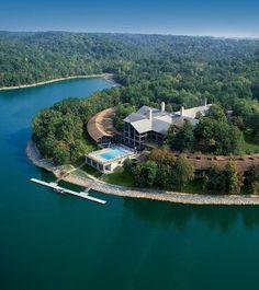 Barkley Lodge at Lake Barkley State Resort Park