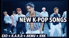 NEW K-POP SONGS - JULY 2017 (WEEK 4) ft. EXO, K.A.R.D, AKMU, KNK & more!