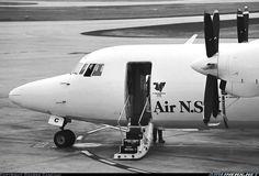 Fokker 50 imagen de avión