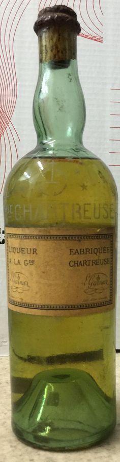 Chartreuse Voiron jaune (1941-1951)