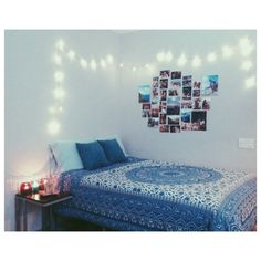 Light, pictures, & bedding.