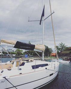 Boat fair in #kristiansand  #båt #sailboat #sailing #sørlandet #norge #seascape by mariavanschoor