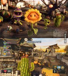 Alright, Plants vs. Zombies Garden Warfare does look cool