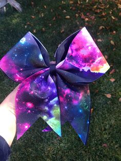 Galaxy Bow by ProBowCo on Etsy
