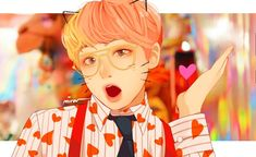 Taehyung being the most submissive member of bts - Art Fanart Bts, Taehyung Fanart, V Taehyung, Bts Bangtan Boy, Bts Jimin, K Pop, Bts Gifs, Chibi Bts, Anime Version