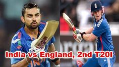 India vs England, 2nd T20I - Live Cricket Score, Commentary
