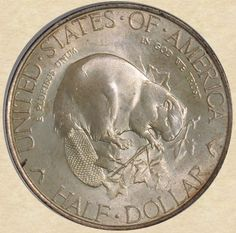 1936 Albany Commemorative obverse