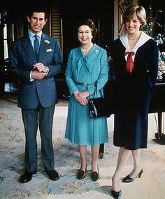 Her first photo with the Queen