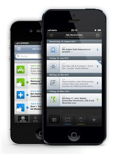 ifun | news, v5.0 — App on Behance