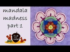 Step-by-step instructions for Sophie's Universe part 6. This video is made with permission of Dedri Uys, the designer of Sophie's Universe. The pattern can b...