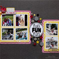 Queen and Company Disney Fun Fun Fun