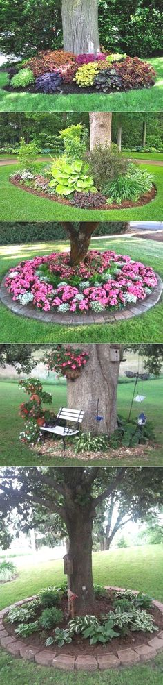 great ideas for flower garden ideas in front of house landscaping plants -. - super ideas for flower garden ideas in front of house landscape . House Landscape, Landscape Design, Garden Design, Landscape Photos, Landscaping Plants, Front Yard Landscaping, Landscaping Ideas, Garden Front Of House, Gnome Garden