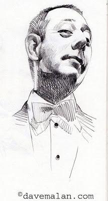 Brilliant Anyway: sketchbook #22