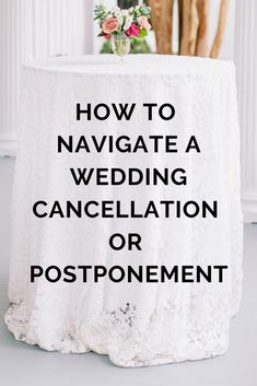 Whether you're still contemplating what to do with your own wedding, or if you've made a decision one way or the other, today I'm going to talk about the tricky subject of cancellations and postponements. #ideas#small#ceremony#reception#romantic#budget#SmartestBrides #newyorkwedding #newyorkbride #newyorkweddingideas #newyorkweddinginspiration #newyorkweddingplanning Wedding Advice, Plan Your Wedding, Wedding Ideas, New York Bride, New York Wedding, Virtual Hug, Wedding Insurance, Wedding Planning Checklist, Wedding Templates