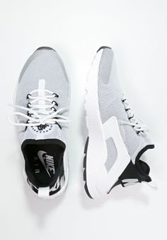 Bestill Nike Sportswear AIR HUARACHE RUN ULTRA - Joggesko - white/black for kr 1 245,00 (14.04.16) med gratis frakt på Zalando.no