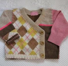 upcycled sweater by mariana.andrews.3