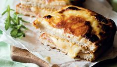 Croque monsieur #Mains #Recipe