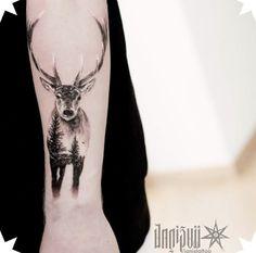 Hand Tattoos, Anklet Tattoos, Skull Tattoos, Animal Tattoos, Black Tattoos, Body Art Tattoos, Sleeve Tattoos, Fox Tattoos, Tree Tattoos