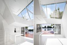 Share Architects, Bathing Hut, Vienna