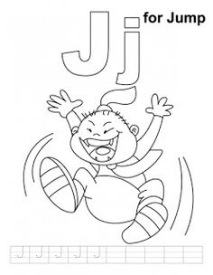 Letter A To Z Coloring Pages Contains Different Type Of That Means The Letters In Which We Added Wo