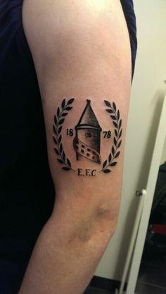 I need this week on my wrist! Everton Fc, Sketch Inspiration, I Tattoo, Tatoos, Tatting, Tattoo Ideas, Fans, Sleeve, Sports