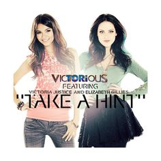 Liz Gillies & Victoria Justice - Take a Hint - viccctori... - Fotolog ❤ liked on Polyvore
