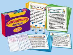 Building Fluency Card Bank - Gr. 1-3