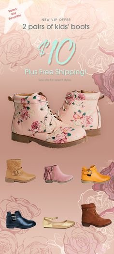 32a5ac0d3f2f4 Fashionable   Affordable Kids Clothing   Shoes